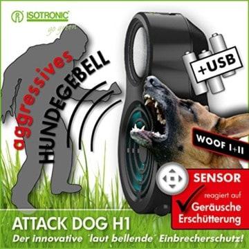 """Einbrecheralarm """"Elektronischer Wachhund"""" -"""