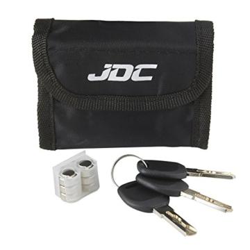 jdc motorrad bremsscheibenschloss alarm jaws gelb ii. Black Bedroom Furniture Sets. Home Design Ideas
