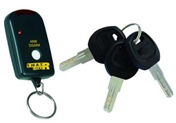 Lenkradsperre mit Schlüssel