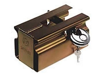ALBE Safety Box - Kastenschloß Diebstahlsicherung kompl. Set. -