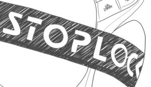 Stoplock Lenradsperre