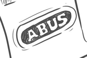 ABUS Lenkradsperre